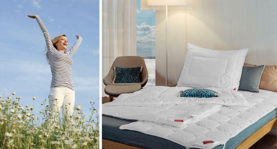 Milyen ágyneműt válasszak, ha allergiás vagyok?