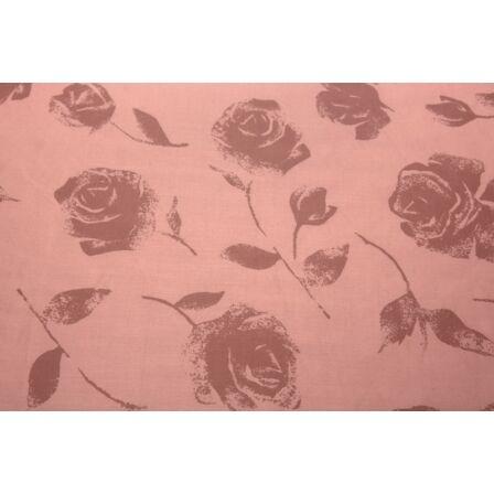 Classic Rose mályva párna huzat 40 x 60 cm