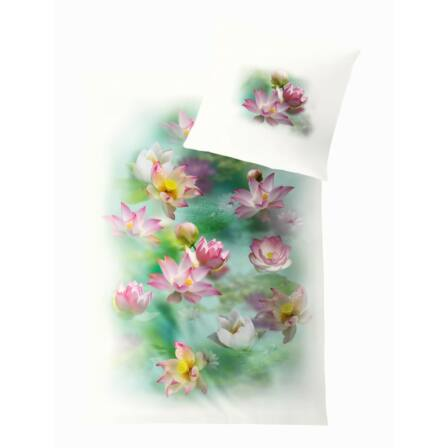 Trend Water Lily párna huzat 40 x 60 cm